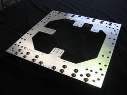 CNC Machining: steel 19